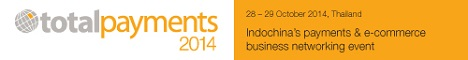 Total Payments Asia 2014 – Thailand, 28-29 Oct, 2014