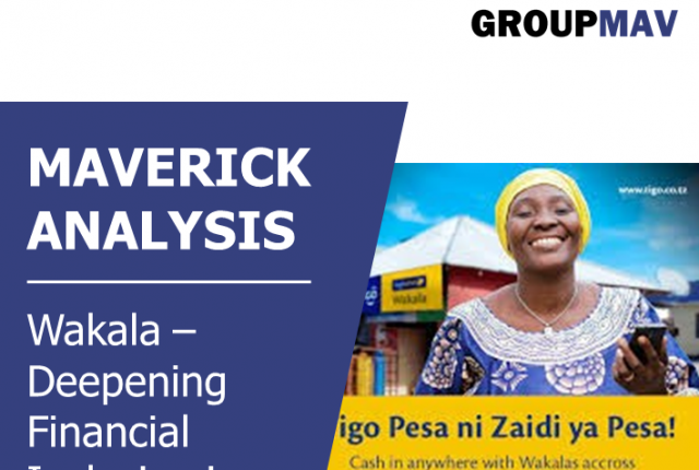 New Report. Wakala – Deepening Financial Inclusion in East Africa