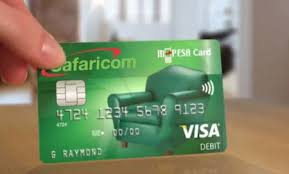 Visa connects Kenya's Safaricom to global payments.
