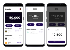 """Bundle"" a new cryptocurrency Payment App launches in Nigeria."