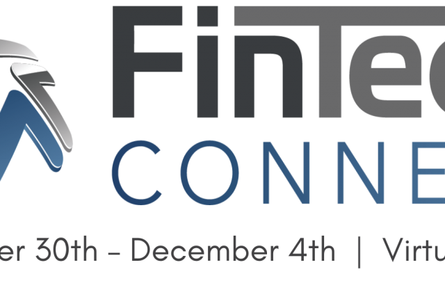 FINTECH CONNECT 2020,  LONDON, 30 NOV-4 DEC, 2020.