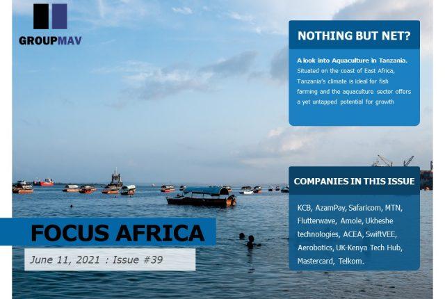 Focus Africa News Roundup- Issue #39