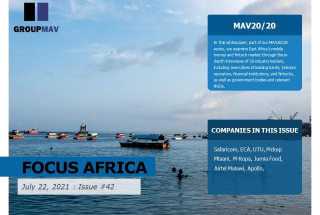 Focus Africa News Roundup- Issue #42