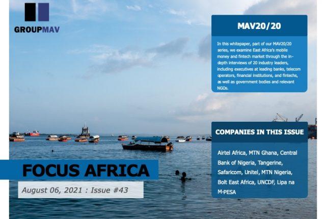 Focus Africa News Roundup- Issue #43