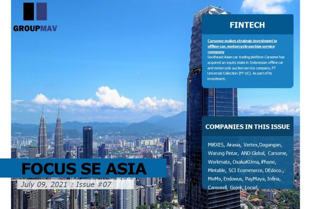 Focus Southeast Asia News Roundup – Issue #07