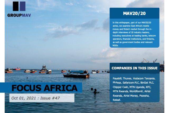 Focus Africa News Roundup- Issue #47
