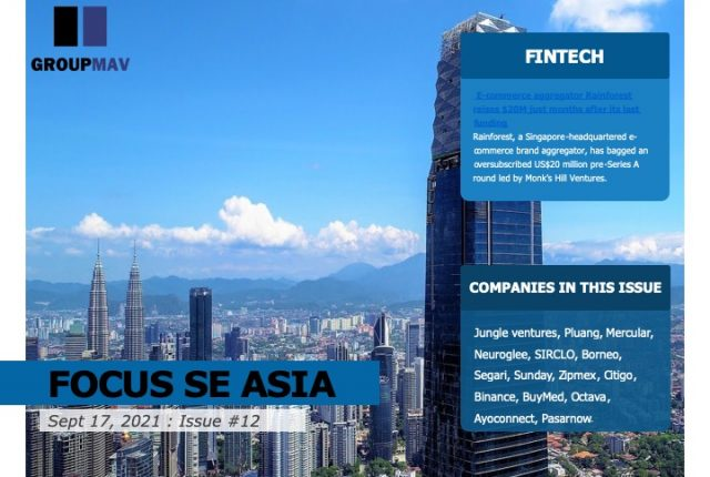 Focus Southeast Asia News Roundup – Issue #12