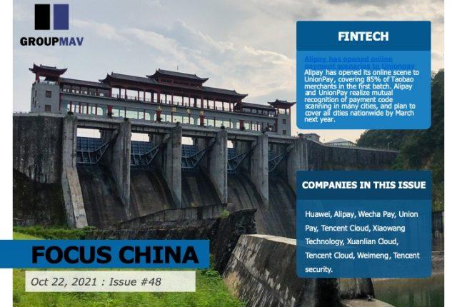Focus China News Roundup- Issue #48